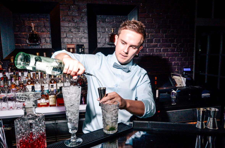 Nett Barkeeper Fortsetzen Ziel Zeitgenössisch - Beispiel Business ...